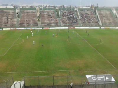 Juventud Antoniana vs Concepcion FC.