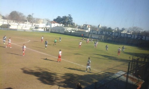 General Lamadrid 0-1 Lujan