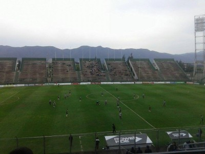 Juventud Antoniana vs Chaco For Ever